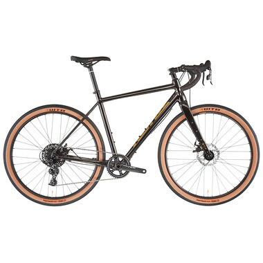 KONA ROVE NRB SE DISC Sram Apex 1 40 Teeth Gravel Bike Black 2021
